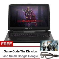 Harga Hemat Xenom Hercules Hc17S Dl21 G Sync 16 Gb Ram Intel Core I7 6700K 17 3 Hitam Free Game Code The Division Dan Smith Boogiegoogle