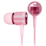 Review Tentang Xiaomi 1 More Piston Crystal Edition Rose Carmine Headphones Original Limited Edition Pink