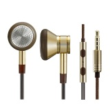 Xiaomi 1More Piston Pod V3 Headset Gold Asli