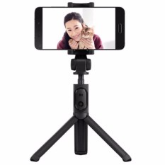 Jual Xiaomi 3 In 1 Monopod Tripod Mini Bluetooth Shutter For Smartphone Black Xiaomi Online