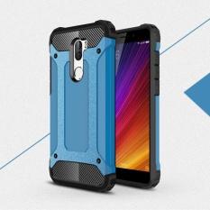 Xiaomi 5 Splus Case, seri Pelindung Guncangan Tahan Hibrida Berat Tugas Ganda Lapisan [Lembut TPU + Keras Plastik] Keras Pelindung Pelindung case untuk Xiaomi MI 5 Splus-Internasional