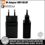 Xiaomi Adaptor Quick Charge 3 Original Black Xiaomi Diskon 50