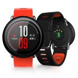 Jual Xiaomi Amazfit Huami Olahraga Smart Digital Analog Watch Merah Hitam Intl Xiaomi Branded
