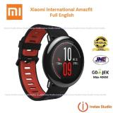 Beli Xiaomi Amazfit Smartwatch International Version With Gps And Heart Rate Sensor 100 English Version Black Xiaomi Online
