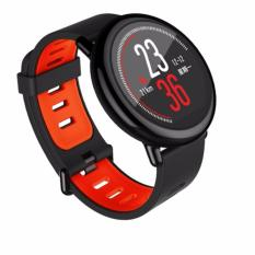Beli Xiaomi Amazfit Smartwatch With Gps And Heart Rate Sensor Black Pakai Kartu Kredit