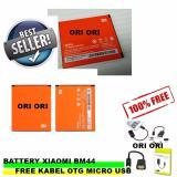 Jual Beli Xiaomi Baterai Baterry Bm44 For Xiaomi Redmi 2 Redmi 2S Redmi 2 Prime Bonus Kabel Otg Micro Usb Dki Jakarta