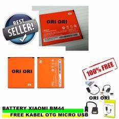 Toko Xiaomi Baterai Baterry Bm44 For Xiaomi Redmi 2 Redmi 2S Redmi 2 Prime Bonus Kabel Otg Micro Usb Online Di Dki Jakarta