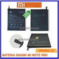 Xiaomi Baterai / Battery Original Xiaomi Mi Note Pro / BM34 Kapasitas 3010mAh ( barang bagus )