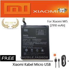 Xiaomi Baterai BM22 {2910 mAh] For Xiaomi Mi5 FREE Xiaomi Kabel Data Type C