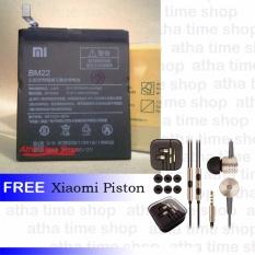 Xiaomi baterai BM22 Mi5 [2910 mAh] Free Xiaomi Piston