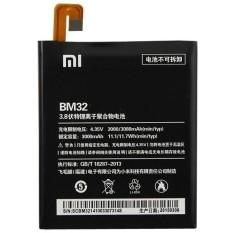 Jual Xiaomi Baterai Bm32 Battery For Xiaomi Mi 4 Capacity 3000 Mah Original Satu Set