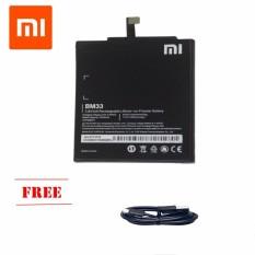 Berapa Harga Xiaomi Baterai Bm33 For Mi4I Battery Capacity 3030 3120Mah Original Free Kabel Data Xiomi Di Indonesia