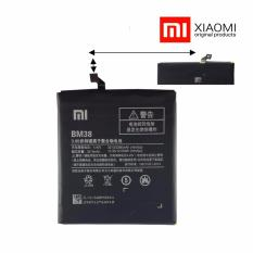 Harga Xiaomi Baterai Bm38 For Xiaomi 4S Mi4S 3210 3260 Original Battery Batre Hitam Original