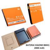 Harga Xiaomi Baterai Bm41 Redmi 1S Dekstop Charger Orange Fullset Murah