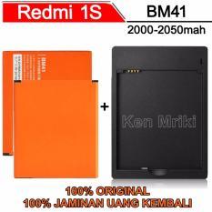 Obral Xiaomi Baterai Bm41 Untuk Redmi 1S Original Bonus Desktop Docking Xiaomi Original Murah