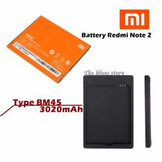 Harga Xiaomi Baterai Bm45 3020 Mah Battery For Redmi Note 2 Dekstop Original Online