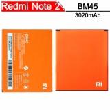 Harga Xiaomi Baterai Bm45 Untuk Redmi Note 2 Original Termurah