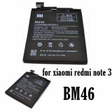 Obral Xiaomi Baterai Bm46 For Redmi Note 3 Original Hitam Murah