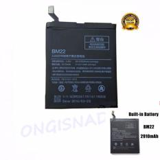 Xiaomi Baterai Original Type BM22 For Xiaomi Mi5 Capacity 2910/3000 mAh - Hitam