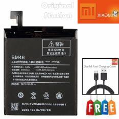 Beli Barang Xiaomi Baterai Redmi Note 3 Model Bm46 With 1 Pcs Xiaomi Micro Usb Data Online