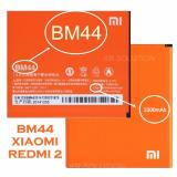 Jual Xiaomi Baterai Xiaomi Redmi 2 Type Bm 44 Original 2200Mah Batteray Orange Xiaomi Original