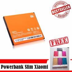Toko Jual Xiaomi Baterry Bm41 For Xiaomi Redmi 1S Original Free Powerbank Slim Xiaomi