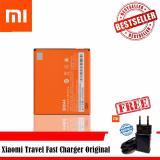 Tips Beli Xiaomi Baterry Bm44 For Xiaomi Redmi 2 Redmi 2 Prime Original Free Xiaomi Travel Fast Charger Original