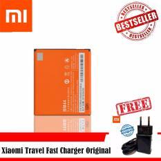 Jual Xiaomi Baterry Bm44 For Xiaomi Redmi 2 Redmi 2 Prime Original Free Xiaomi Travel Fast Charger Original Di Dki Jakarta