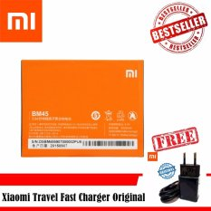Spesifikasi Xiaomi Baterry Bm45 For Xiaomi Redmi Note 2 Original Free Xiaomi Travel Fast Charger Original Paling Bagus