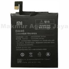 Xiaomi Batterai Batre BM46 Original Baterai for Xiaomi Redmi Note 3
