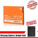 Cara Beli Xiaomi Battery Bm42 For Redmi Note Free Dekstop Battery