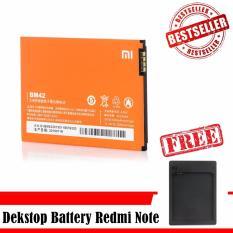 Xiaomi Battery Bm42 For Redmi Note Free Dekstop Battery Xiaomi Diskon 40