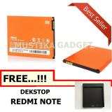 Jual Xiaomi Battery Bm42 For Redmi Note Free Dekstop Battery Branded Original