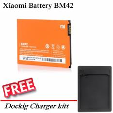Cara Beli Xiaomi Battery Bm42 For Xiaomi Redmi Note Free Docking Battery