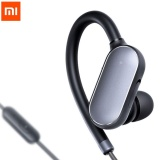 Jual Beli Online Xiaomi Bluetooth 4 1 Musik Sport Earbud Mendukung Hands Free Panggilan Volume Kontrol Lagu Switch Intl