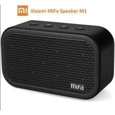 Harga Xiaomi Bluetooth Speaker Cube Portable Mifa M1 Original