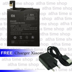 Harga Xiaomi Bm46 Battery Original For Redmi Note 3 4000 Mah Free Charger Xiaomi