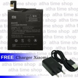 Jual Xiaomi Bm46 Battery Original For Redmi Note 3 4000 Mah Free Charger Xiaomi Antik