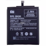 Promo Xiaomi Bn30 Original Battery For Redmi 4A Black 3030 Mah Akhir Tahun