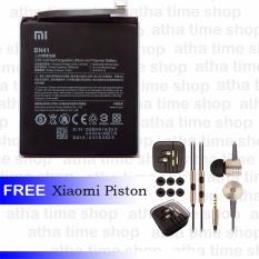 Spesifikasi Xiaomi Bn41 Battery Xiaomi Redmi Note 4 4000 Mah Free Xiaomi Piston T2Com Terbaru