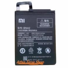 Beli Xiaomi Bn42 Baterai For Redmi 4 4000 Mah Online Terpercaya