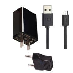 Perbandingan Harga Xiaomi Charger 5V 2A Micro Usb Kabel Original Adapter Hitam Xiaomi Di Dki Jakarta