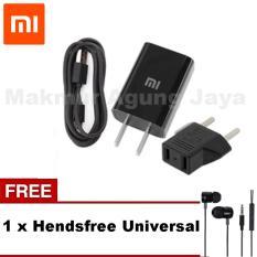 Review Xiaomi Charger Mdy 03 Ec 5V 2A Original Free Kabel Micro Data Free Converter Lokal Hendsfree Hendset Hetset Xiaomi Hitam Di Dki Jakarta