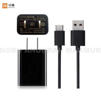 ... Xiaomi Charger MDY 03 EC Micro USB 2A Fast Charging Original HITAM