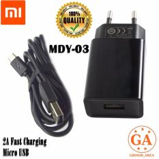 Beli Xiaomi Charger Mdy 03 Fast Charging 2A Micro Usb Original Hitam Cicilan