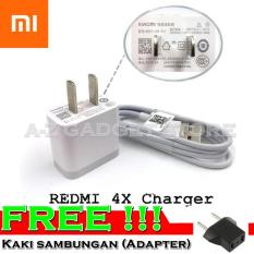 Xiaomi Charger MDY-08-EV Micro USB 5V-2A For Xiaomi Redmi 4x , MI MIX Original - Putih