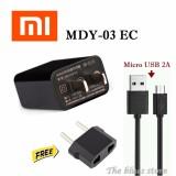 Jual Xiaomi Charger Original Mdy 03 Ec Micro Usb 2A Fast Charging Xiaomi
