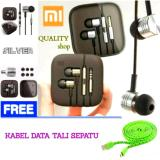 Diskon Xiaomi Earphone Piston Mi Original 2Nd Generation Handsfree Headset Branded