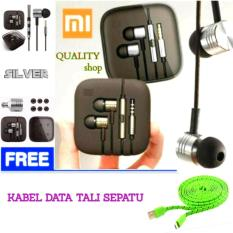 Harga Xiaomi Earphone Piston Mi Original 2Nd Generation Handsfree Headset Dan Spesifikasinya