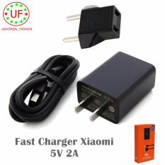 Xiaomi Fast Charger 5V 2A for Xiomi and All Type Hp + Plug Adapter
